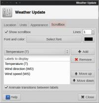 projects:panel-plugins:xfce4-weather-plugin [Xfce Goodies]